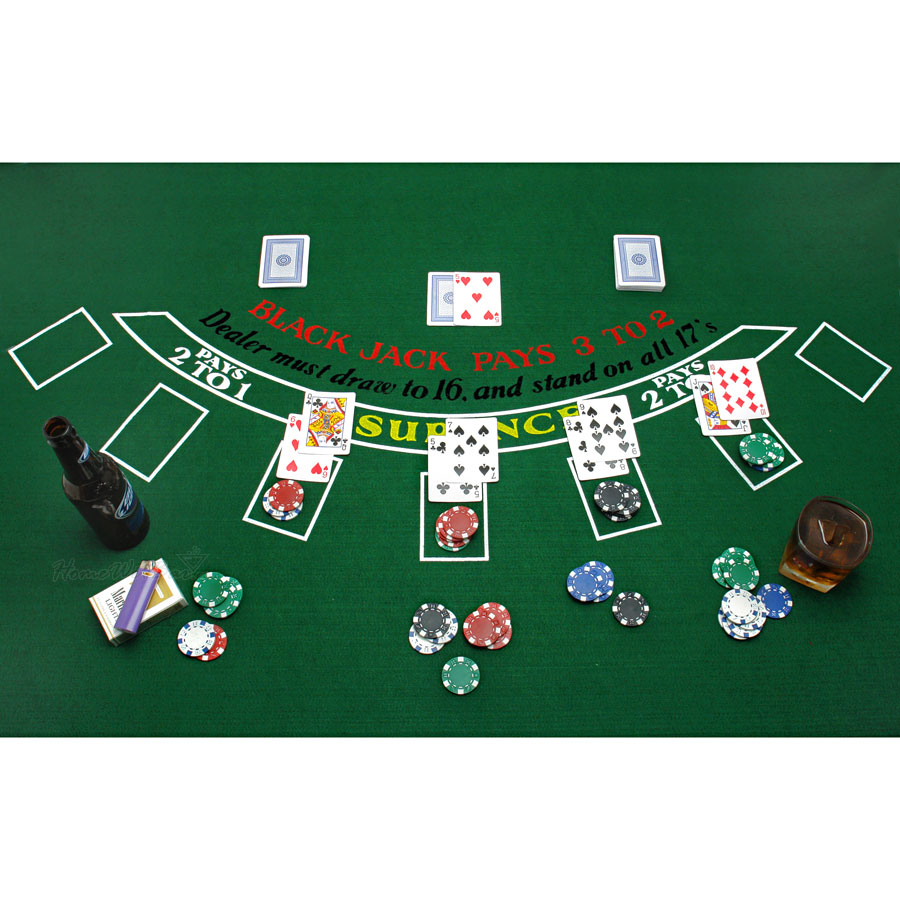 Remporter les parties en blackjack
