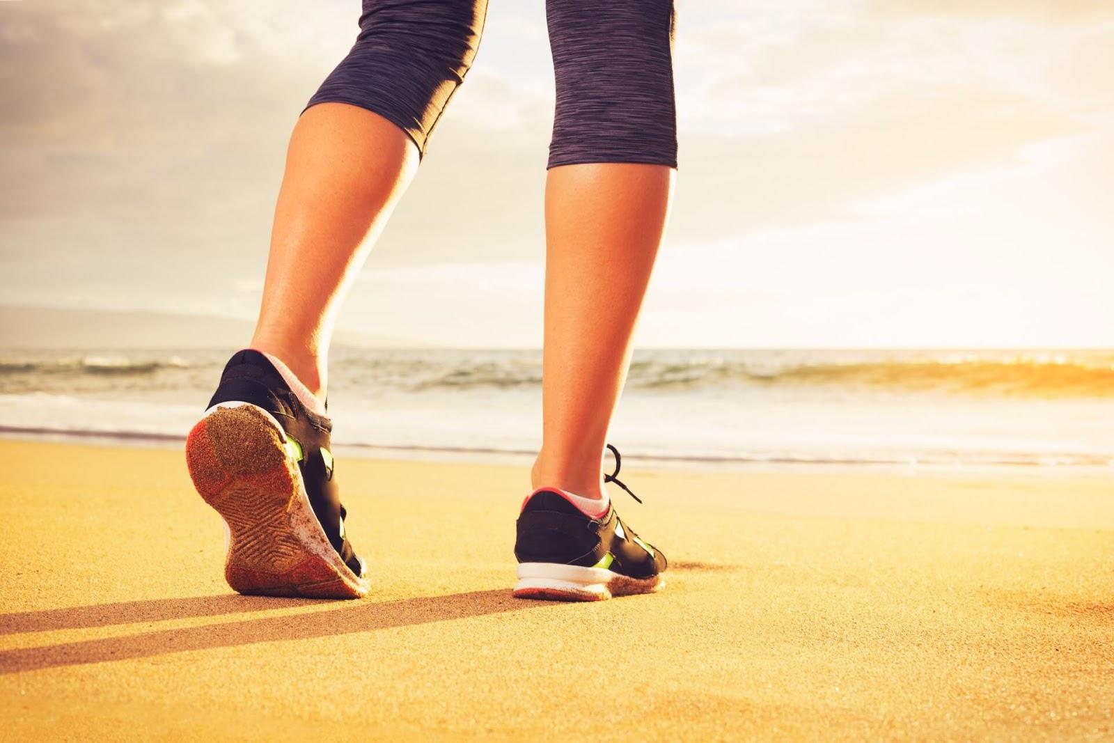La chaleur est l'ennemi des jambes lourdes